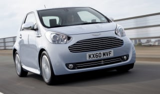 Aston Martin Cygnet discontinued