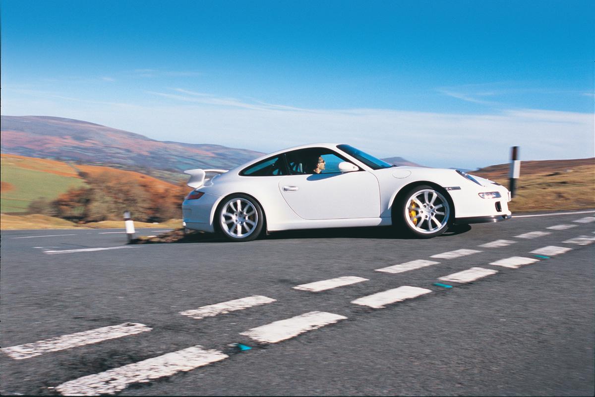 Porsche 911 Gt3 997 Evo