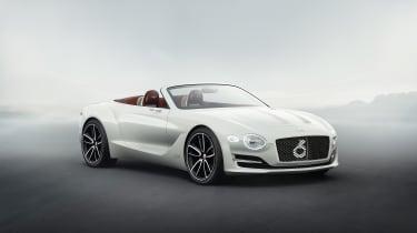Bentley EXP12 Speed 6e - Front