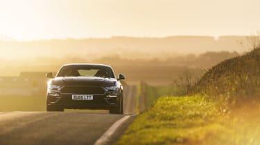 Ford Mustang Steve McQueen Bullitt Edition – front