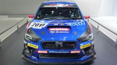 Subaru WRX STI NBR Challenge 2014: Geneva motor show 2014