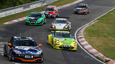 2011 Nurburgring 24-hour race report