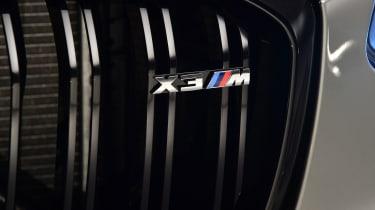BMW X3 M grille