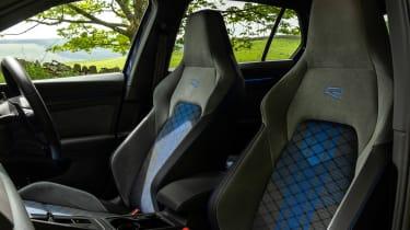 Hot hatchback triple – seats Golf