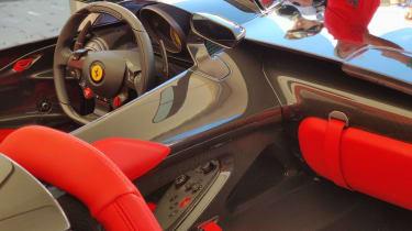 Ferrari Monza Goodwood 2019