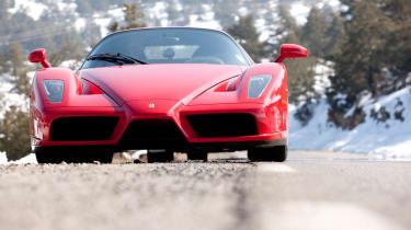 Video: Ferrari Enzo walkaround