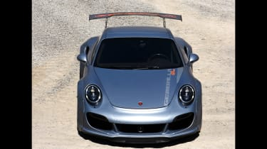 Gemballa GT Concept - front
