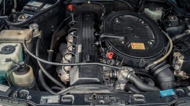Mercedes-Benz 190E 3.2 AMG - Engine