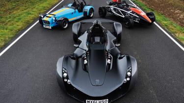 evo Magazine track car of the year: December 2013