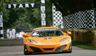 2012 Goodwood Festival of Speed McLaren MP4-12C GT3
