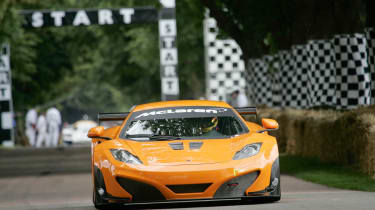 2012 Goodwood Festival of Speed McLaren MP4-12C GT3