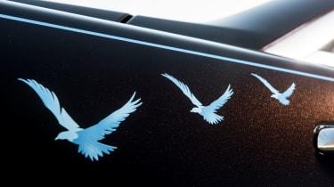 Rolls-Royce Wraith Inspired by Music - birds
