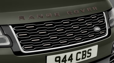 Range Rover SV Autobiography Ultimate – grille