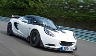 Lotus Elise S Cup announced