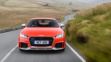 Audi TT RS Coupe – Front