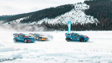 RallyX on Ice RX2