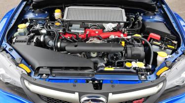 Subaru Impreza WRX STi Spec C engine