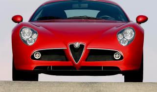 Alfa Romeo Competizione 8C
