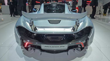 Geneva supercars: McLaren P1