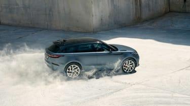 Range Rover Velar SV Auto - side