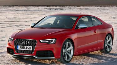 Audi RS5 Cabrio live launch