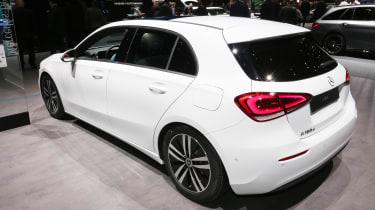 Mercedes-Benz A-class – rear quarter