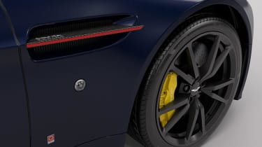 Aston Martin Vantage Red Bull Racing - wheel