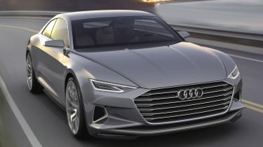 Audi prologue front 1st