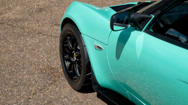 Lotus Elise Cup 250 - Wheel