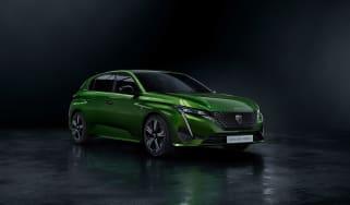 2021 Peugeot 308 - front quarter