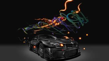 Cao Fei BMW Art Car - front quarter