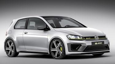 VW Golf R 400 revealed