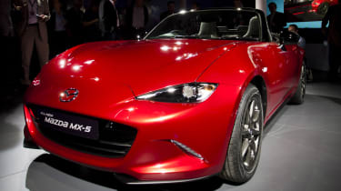 Mazda MX-5 Mk4 2015: full details and pictures