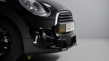 Mini 1499 GT special edition - bumper