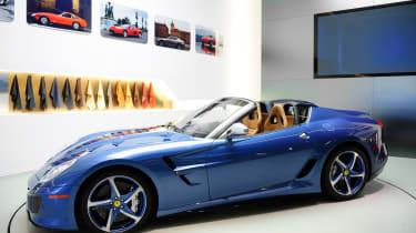 Ferrari SuperAmerica 45 - front quarter
