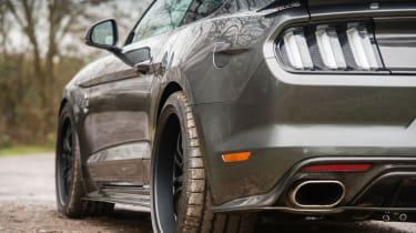 Shelby Mustang Super Snake – Rear