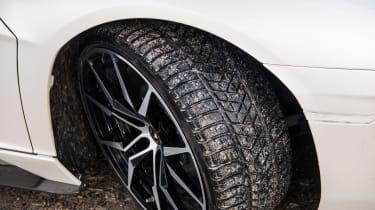 Pirelli winter tyres campaign - Lamborghini