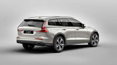 Volvo V60 Cross Country - rear quarter