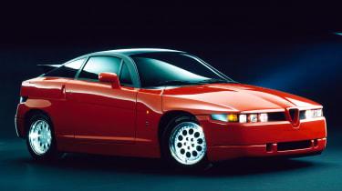 Alfa Romeo SZ - quarter