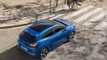 Ford Puma 2019 - top