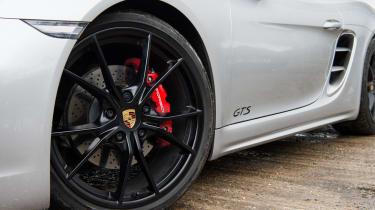 Porsche 718 Boxster GTS – wheel