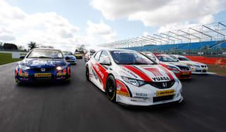 2012 British Touring Car Championship grid