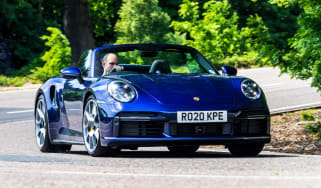 Porsche 911 Turbo S Cabriolet – header