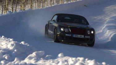Bentley Supersports Finland
