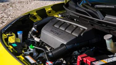 Suzuki Swift Sport – engine