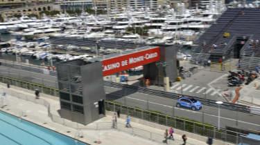 Renault TwinRun Monaco Grand Prix