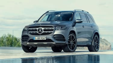 Mercedes GLS - static