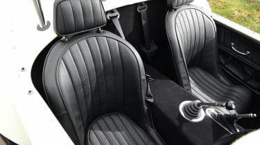 AC Cobra 378 Superblower MkIV - seats