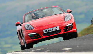 2012 Porsche Boxster 2.7 Guards Red