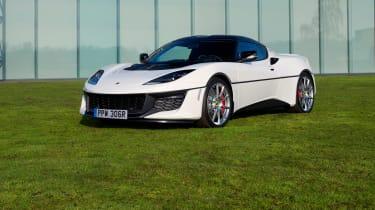 James Bond Lotus Evora Sport 410 - teaser